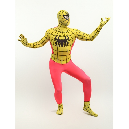 Zentai Adult Spiderman Halloween Costume