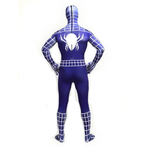 Zentai Lycra Spandex Spiderman Halloween Costume