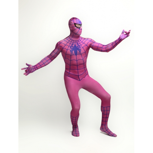 Zentai Suits Adult Spiderman Costume