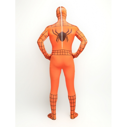 Zentai Suits Spiderman Halloween Costume