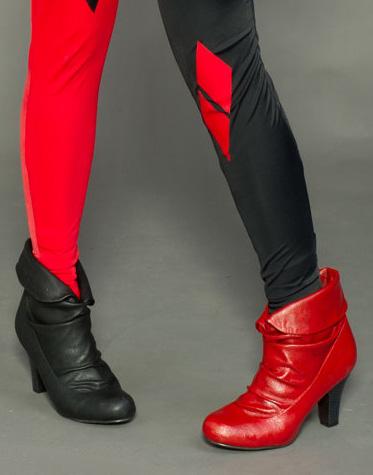540784dc3041e1 Harley Quinn Cosplay Costume Halloween Zentai 15112077 ...
